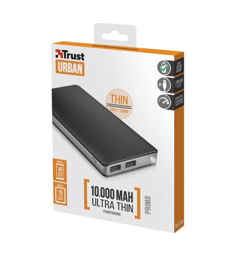 Trust 22577 Slim 10000 mAH Powerbank