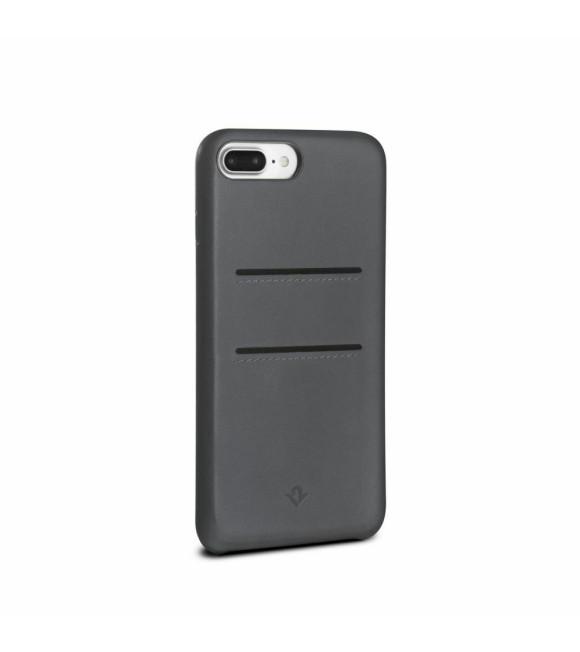 Twelve South Deri Kılıf iPhone 7+/8+ Gri